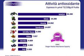 La misura del potere antiossidante